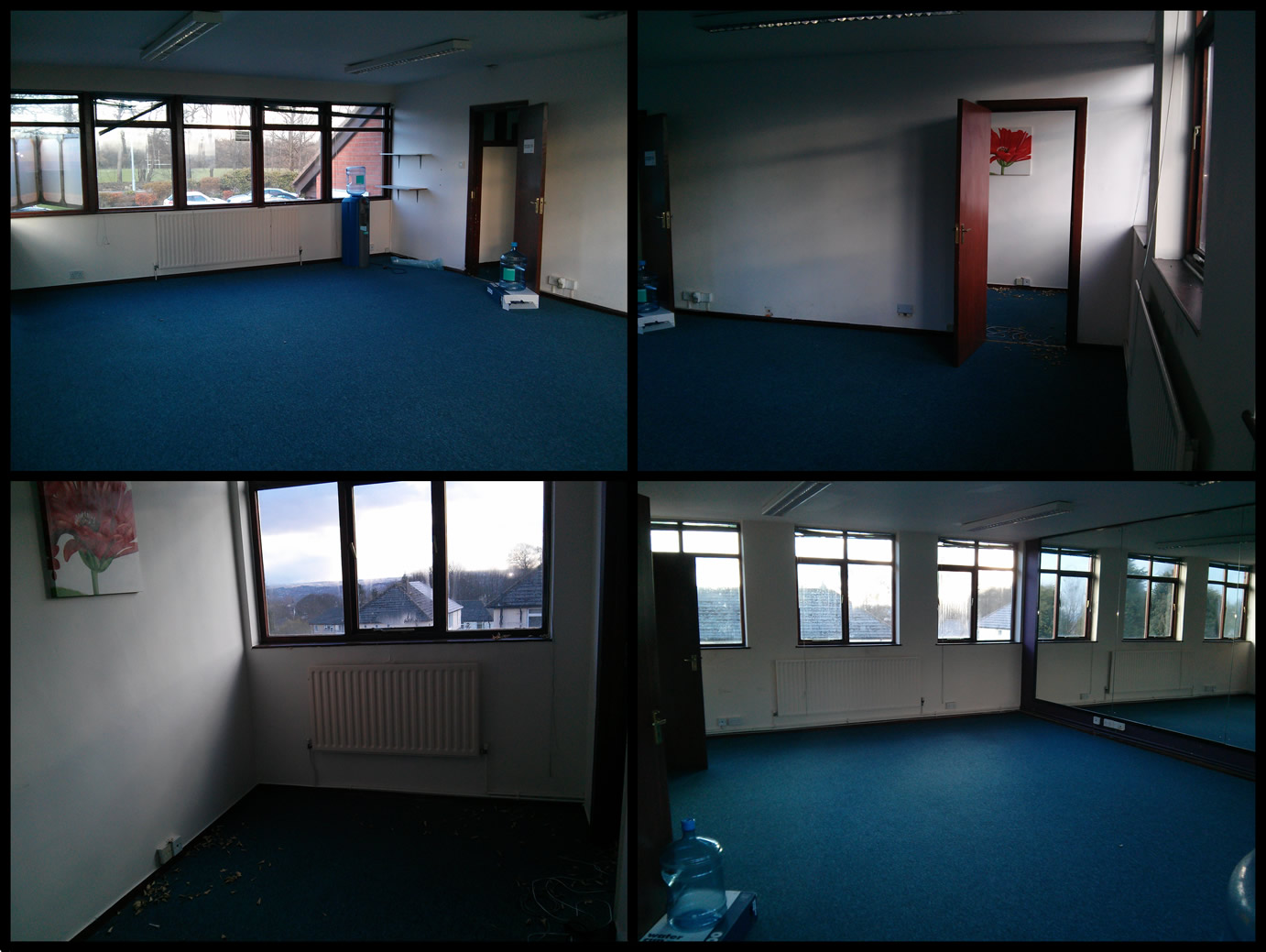 Dance Studio One Before Building Work