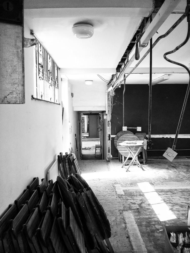 Dance Studio 1 hallway | Dance Studio Sixteen |