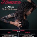 New Flamenco Dance Classes with Yinka Esi Graves