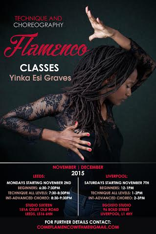 Flamenco Classes in Leeds